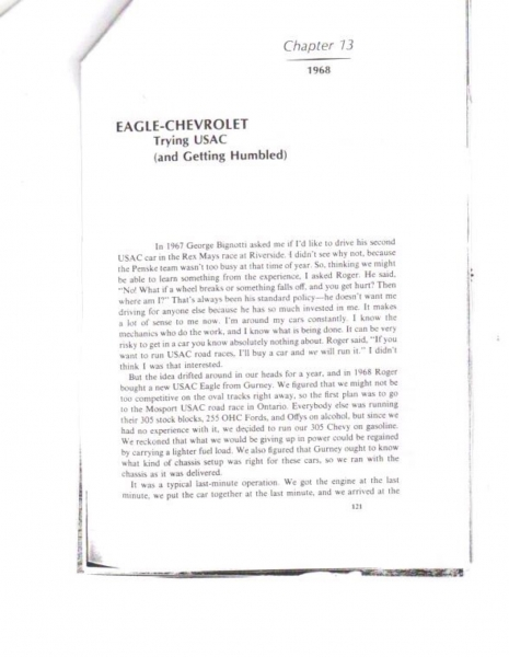 Eagle Article