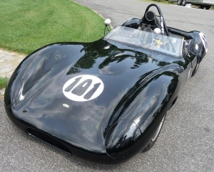 Lola Mk1a  , last Lola Mk1 built, fully restored