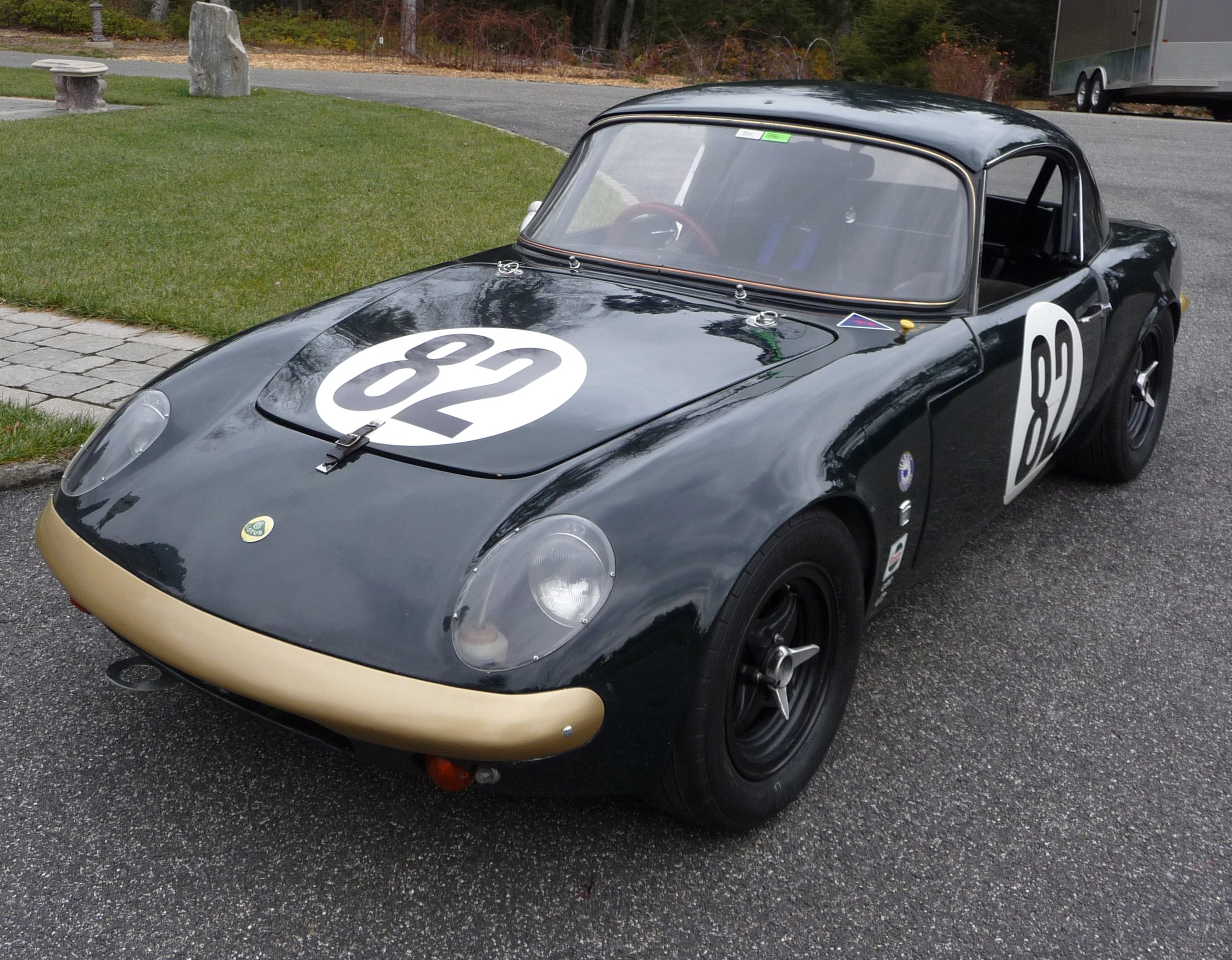 Lotus Elan Race Car | VINTAGE RACE CAR SALES
