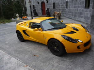 2008 Lotus Elise ,Supercharged