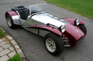 1966 LOTUS SEVEN SERIES TWO, TWIN CAM