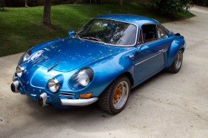 1971 Alpine A110S  Group 4 Optioned