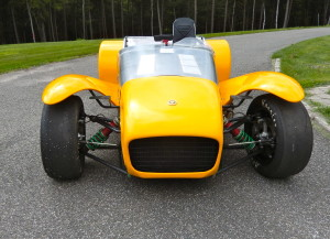 Caterham EP Race Car