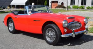 1965 Austin-Healey 3000 BJ8 MK III Sports Convertible