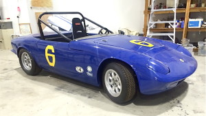 Lotus Elan S2 Vintage Race Car