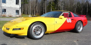 1992 C4 World Challenge Corvette