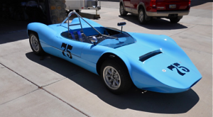 1965 Bourgeault Sports Racer