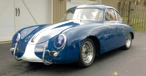 1958 Porsche 356 A Coupe (Vintage Race Car)