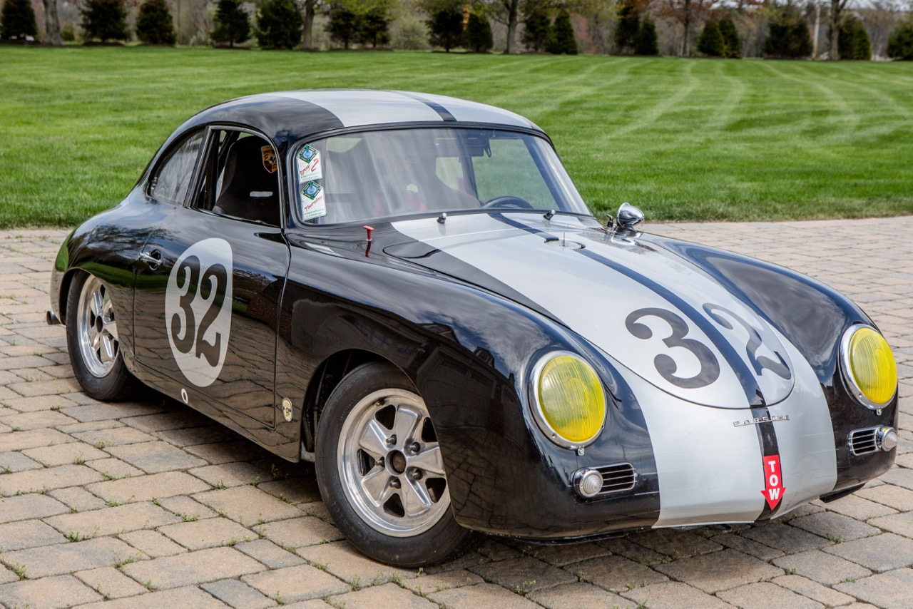 Porsche 356 A Vintage Race Car SOLD | VINTAGE RACE CAR SALES