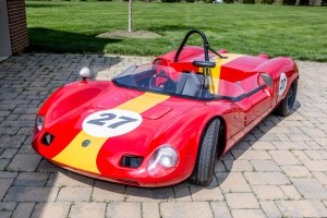 Elva MK7S Lotus Twin Cam Powered