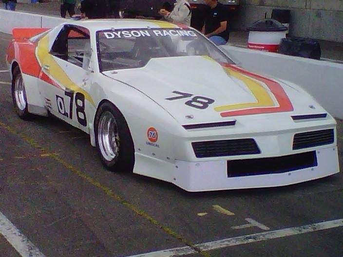 1983 Pontiac IMSA GTO Firebird | VINTAGE RACE CAR SALES