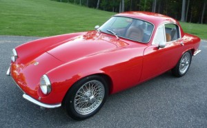 1960 Lotus Elite Stage 3