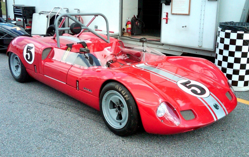 Facet Fuel Pump >> 1963 Elva Mk 7 | VINTAGE RACE CAR SALES