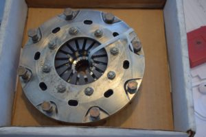 1″ by 23 Twin Plate 5.5″ Tilton Clutch