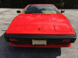SOLD 1984 Lotus Esprit Turbo