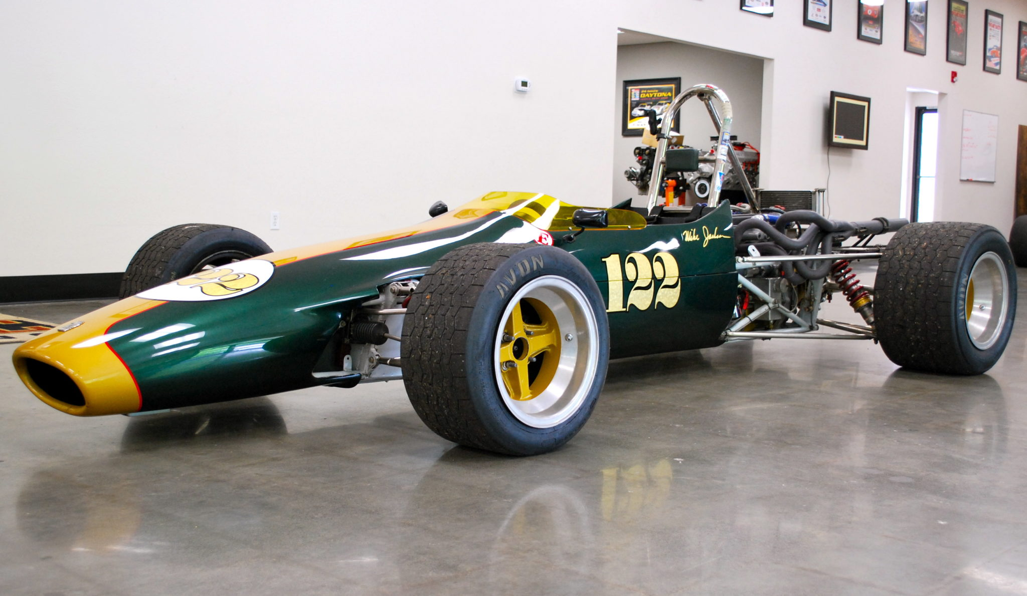 1967 Titan Mk3 (WA) | VINTAGE RACE CAR SALES