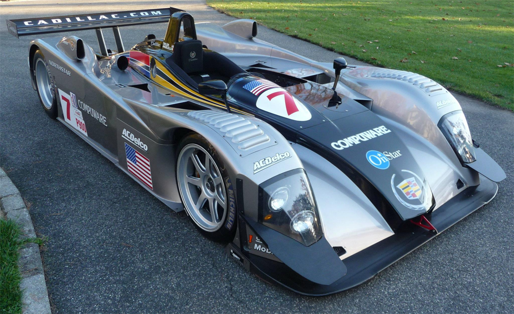 2002 Cadillac Lmp1 Vintage Race Car Sales