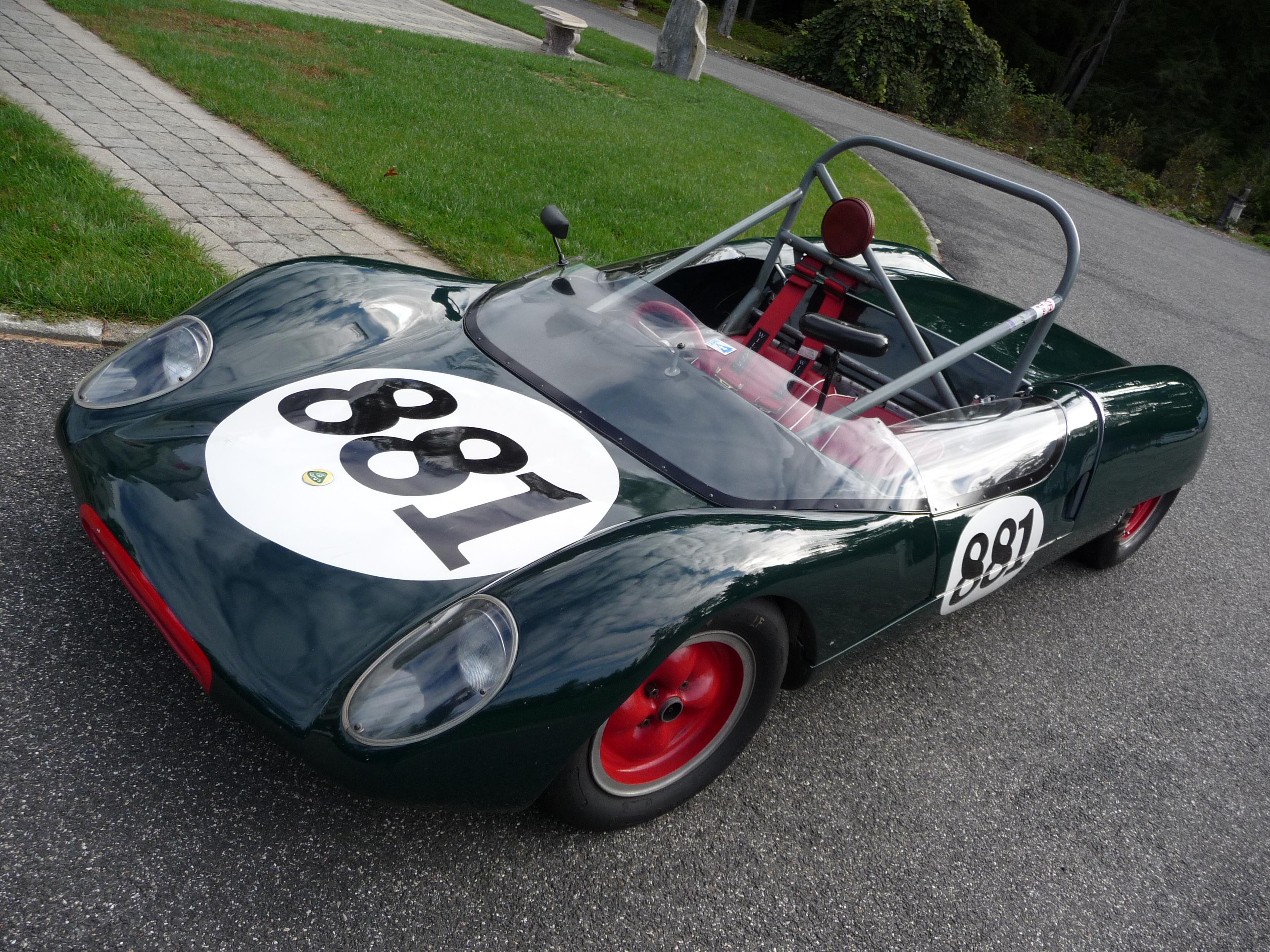 1966 Lotus 23b Vintage Race Car Sales