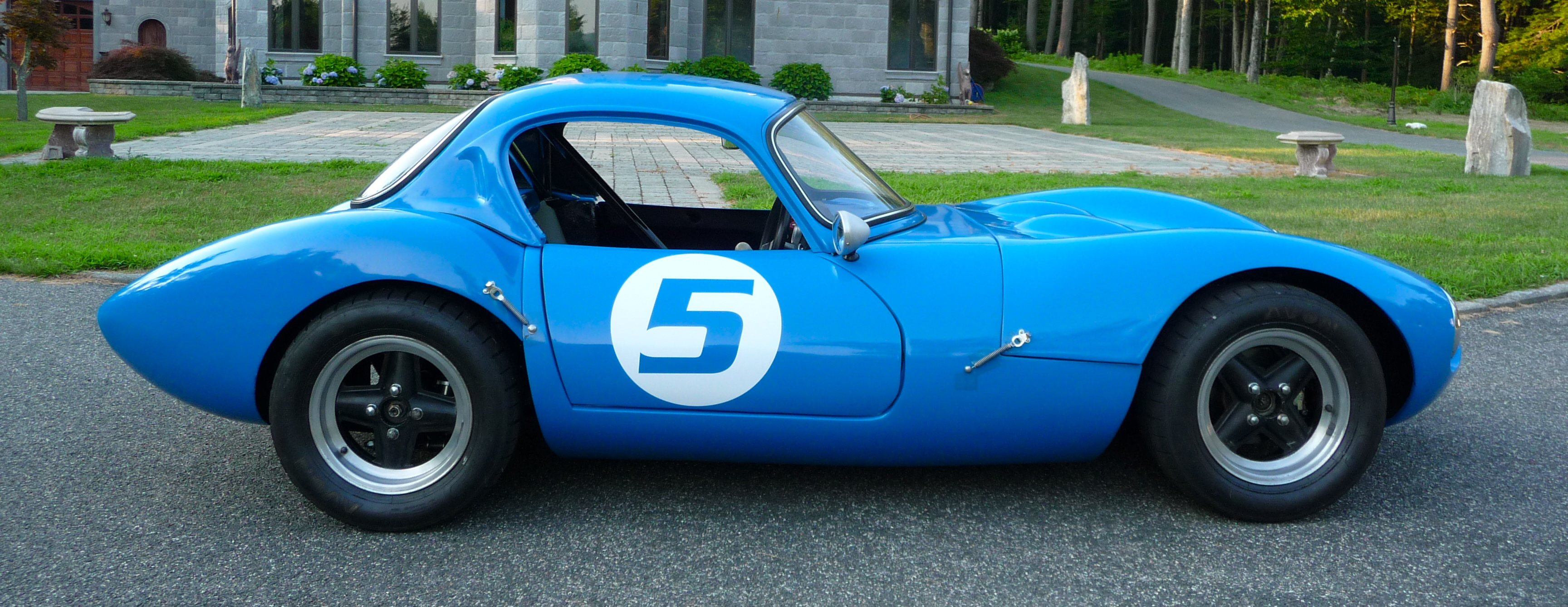 Electric Cooler For Car >> Ginetta G4 Twin Cam Coupe | VINTAGE RACE CAR SALES