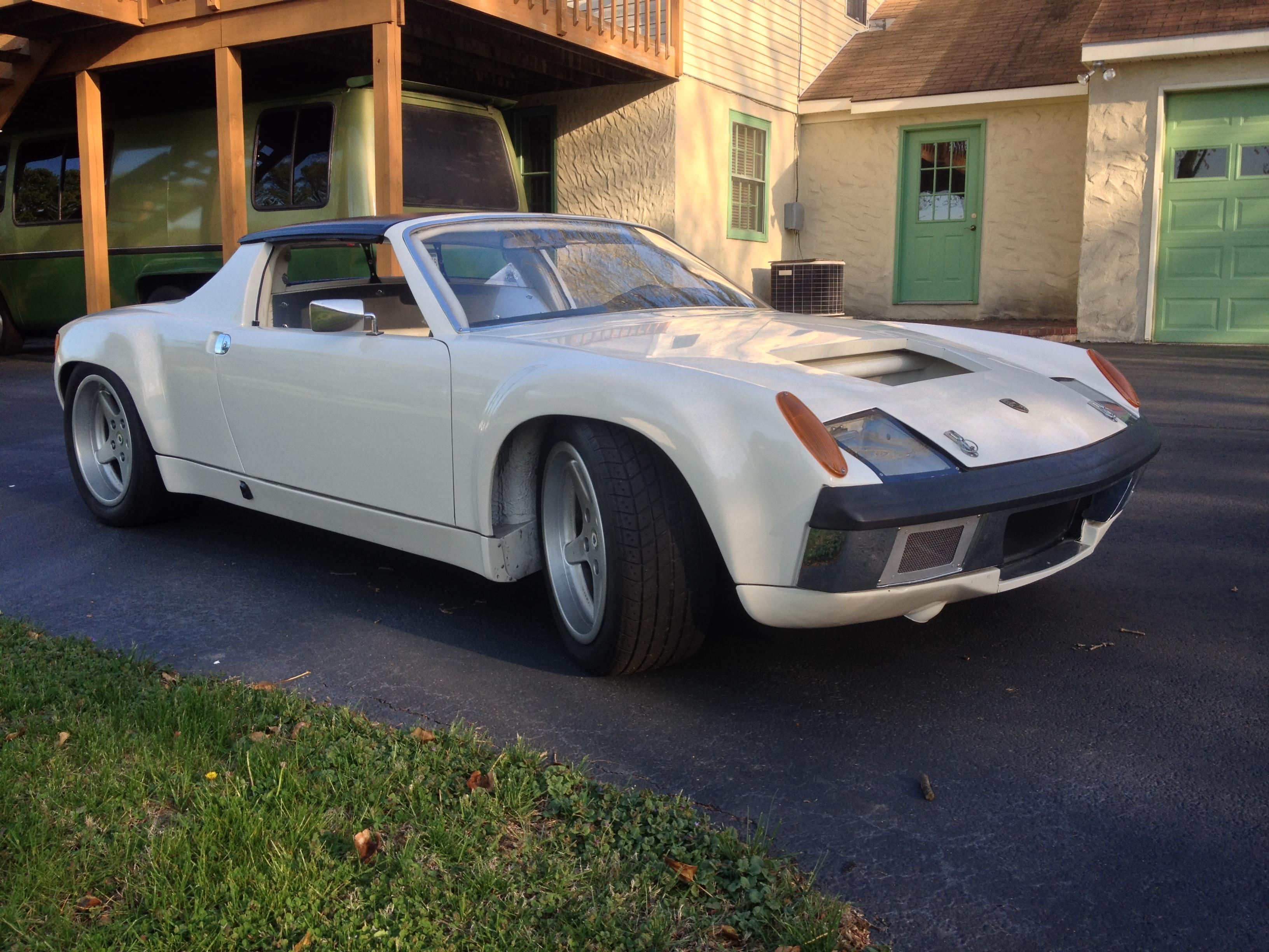 Porsche 944 Parts >> 1974 Porsche 914 Custom (PA) - VINTAGE RACE CAR SALES