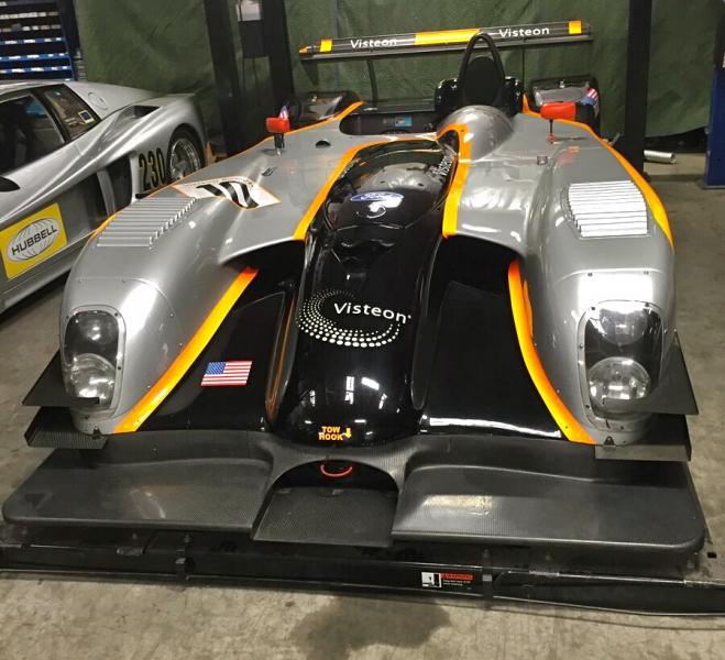Bentley Speed 8 Lmp1: VINTAGE RACE CAR SALES